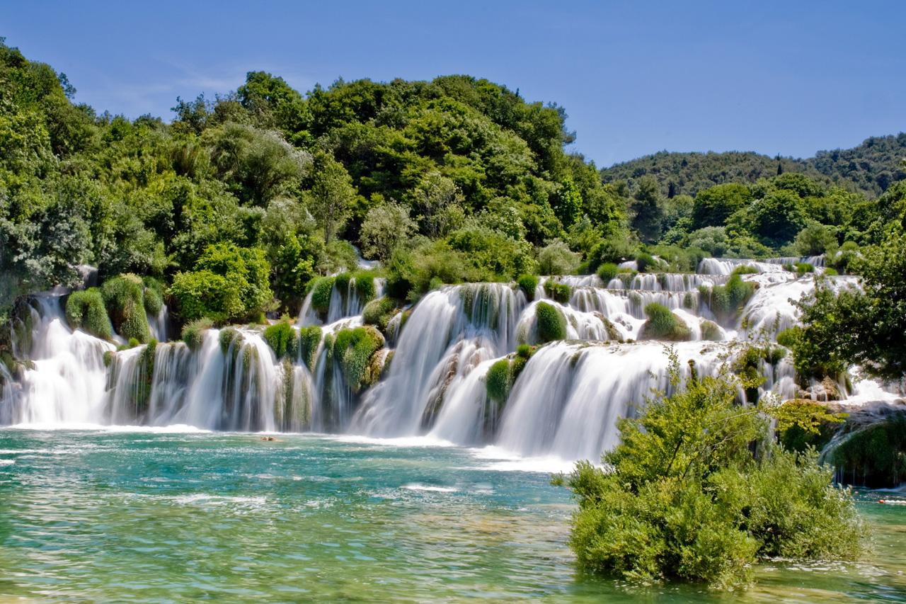 kroatia nähtävyydet