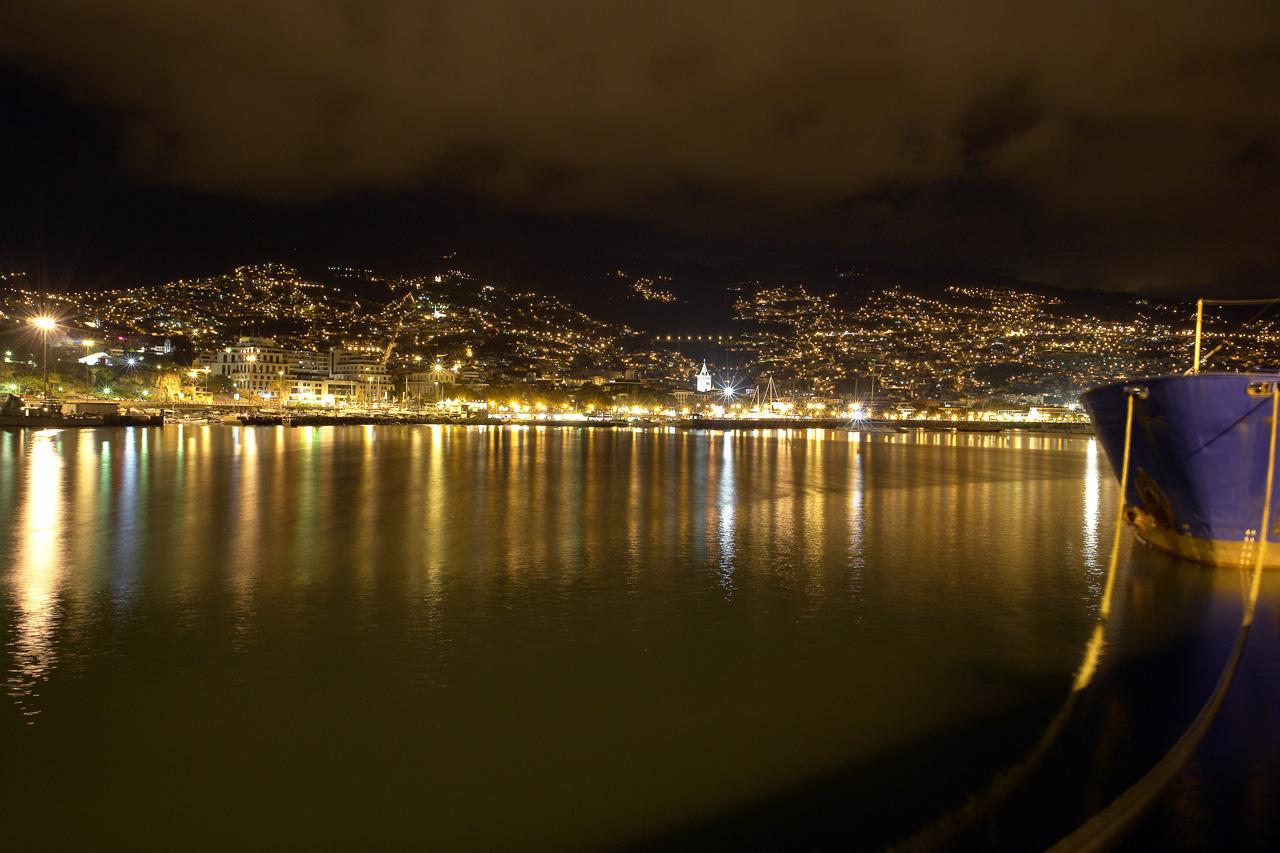 äkkilähdöt Madeira